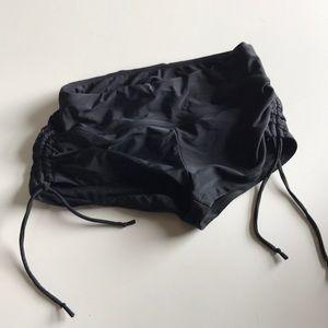 Pants - Black Yoga/ Swim Bottoms